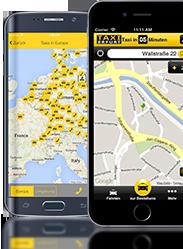 taxigenossenschaft erfurt taxigenossenschaft erfurt ihr taxi in erfurt. Black Bedroom Furniture Sets. Home Design Ideas